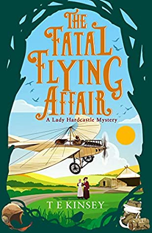 The Fatal Flying Affair by TE Kinsey @TEKinsey #Thomas&Mercer